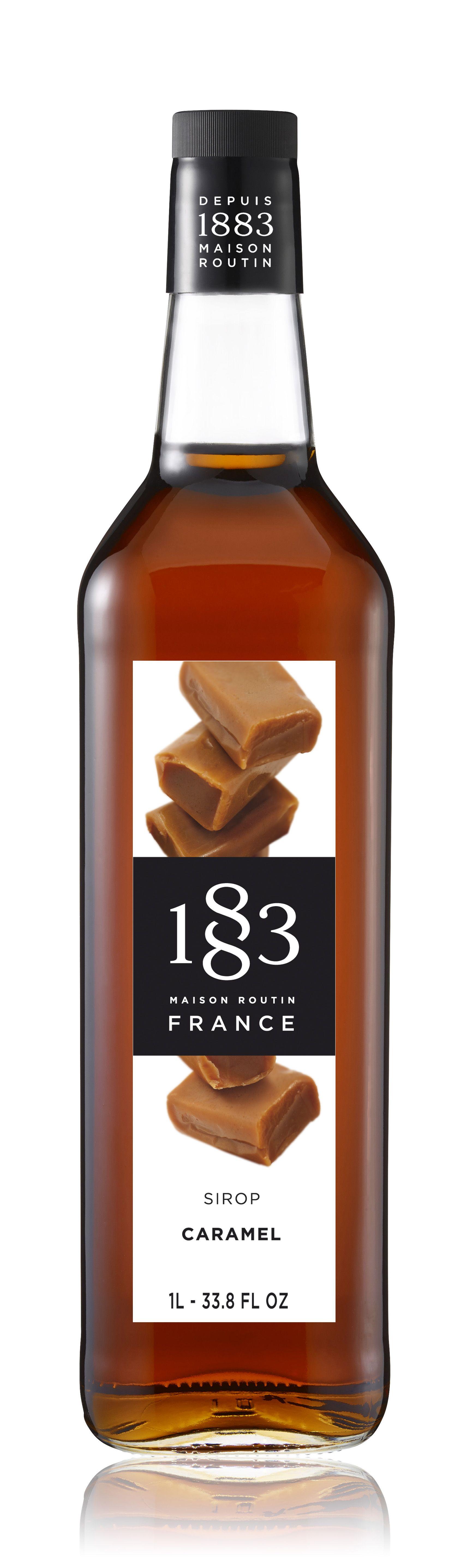 سيروب روتين 183 بنكهة الشكولاتة