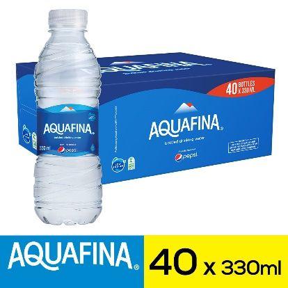 مياه اكوافينا ٤٠ قنينة ٤٠ مل