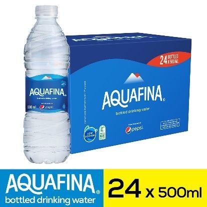 مياه اكوافينا ٢٤ قنينة ٥٠٠ مل