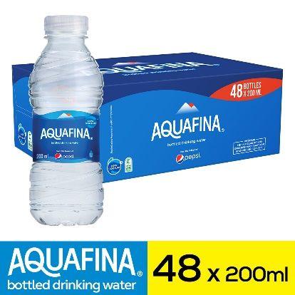 مياه اكوافينا ٤٨ قنينة ٢٠٠ مل