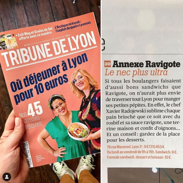Tribune de Lyon ANNEXE