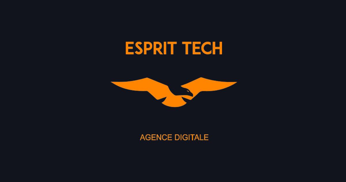 logo esprit tech