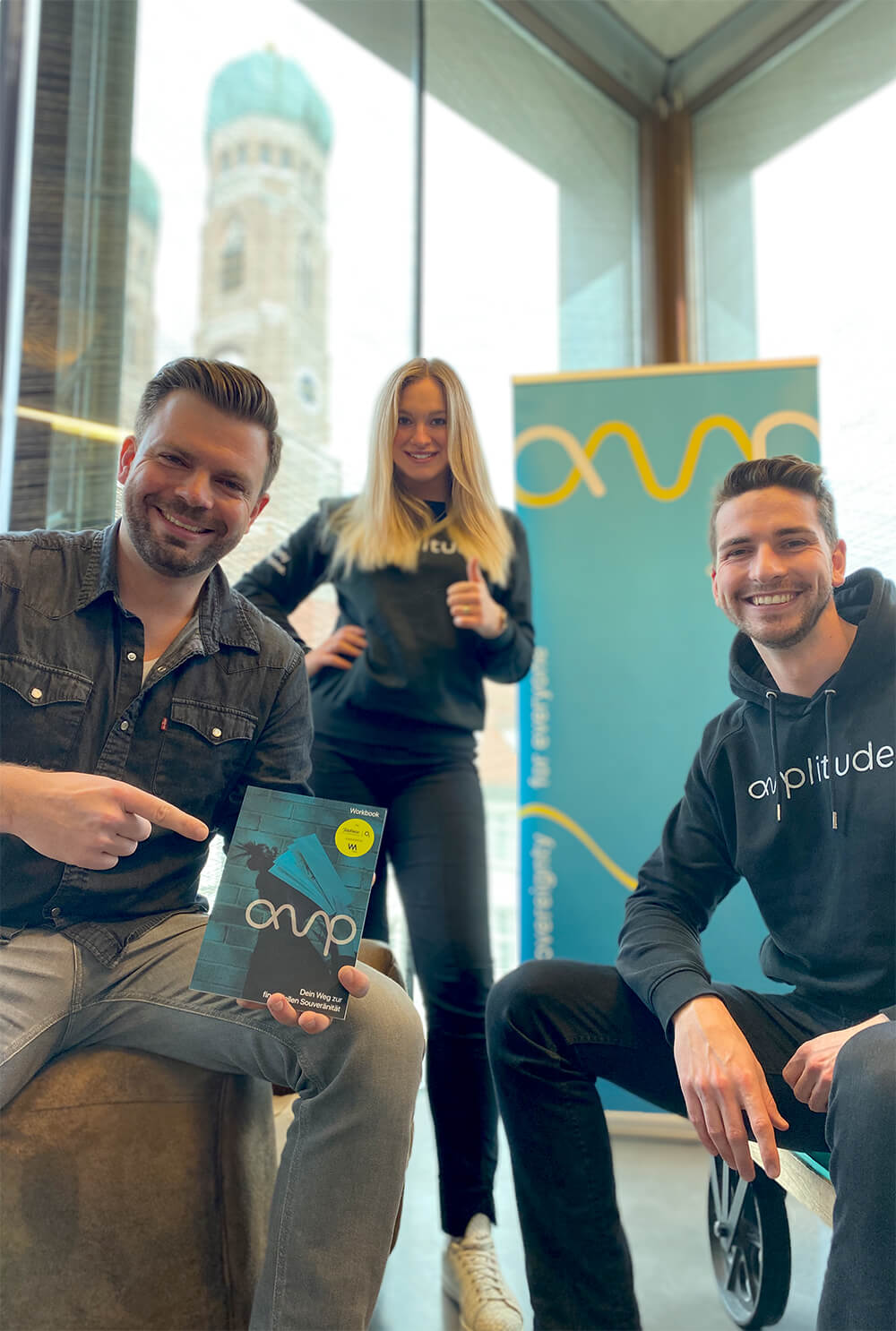Telefónica als begeisterter amplitude-Firmenkunde und Kooperationspartner