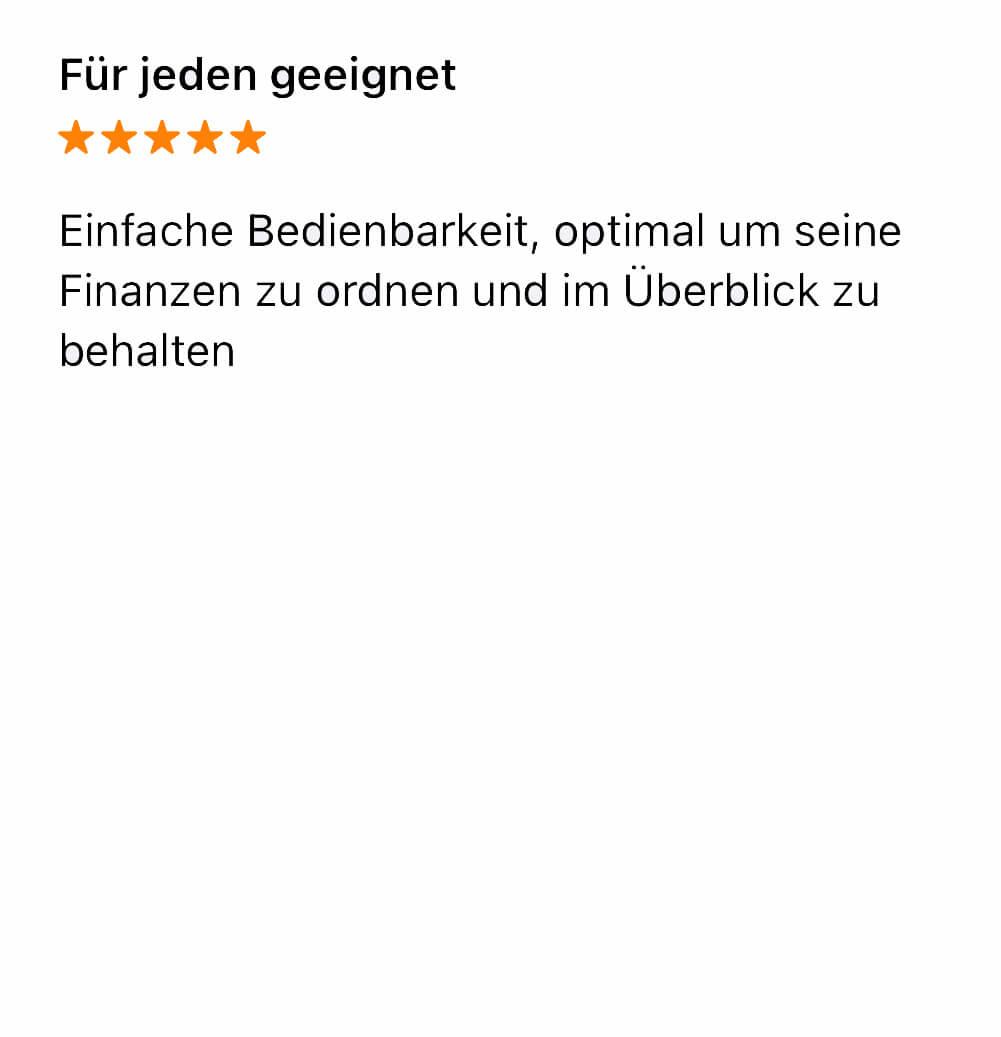 App Store Bewertung amplitude 2