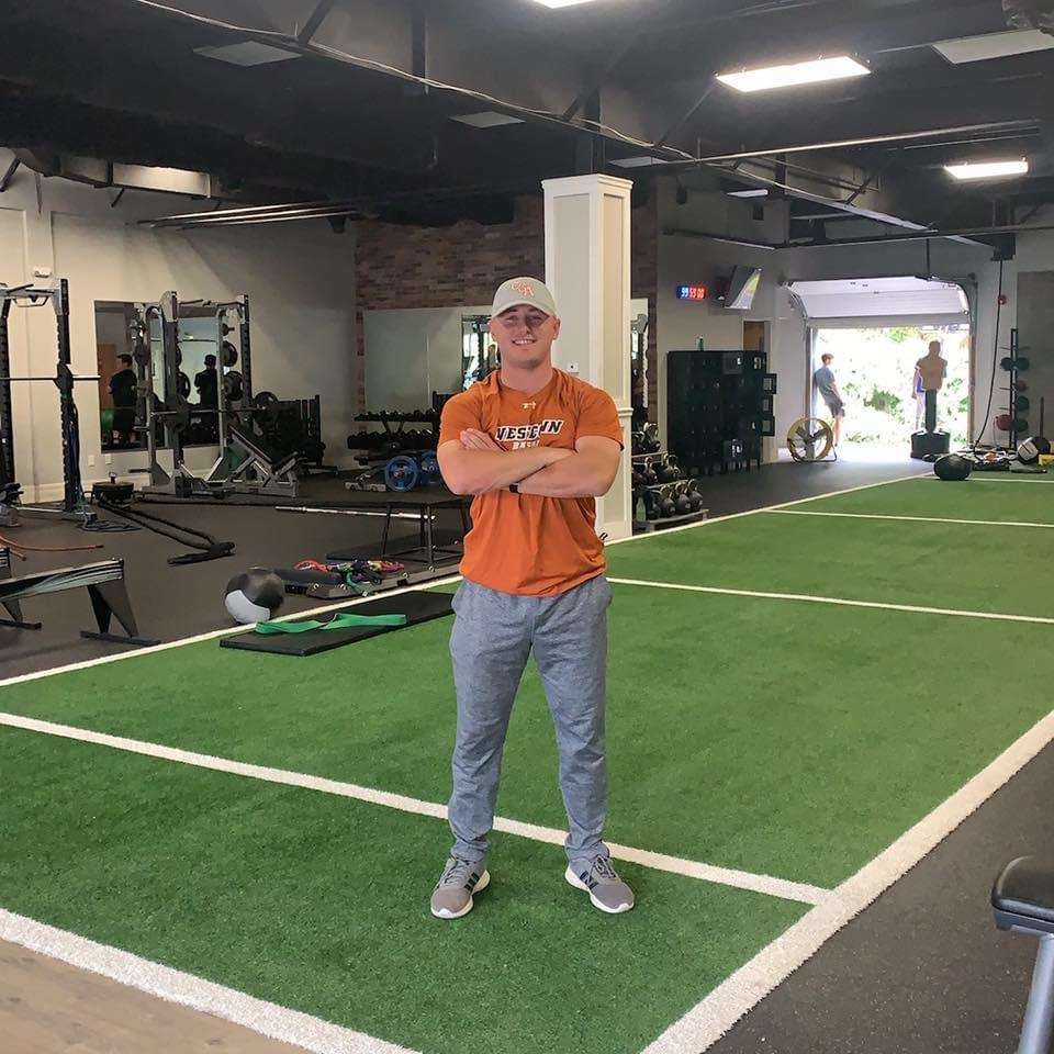 Picture of Billy Buscetto of Buscetto Performance Training