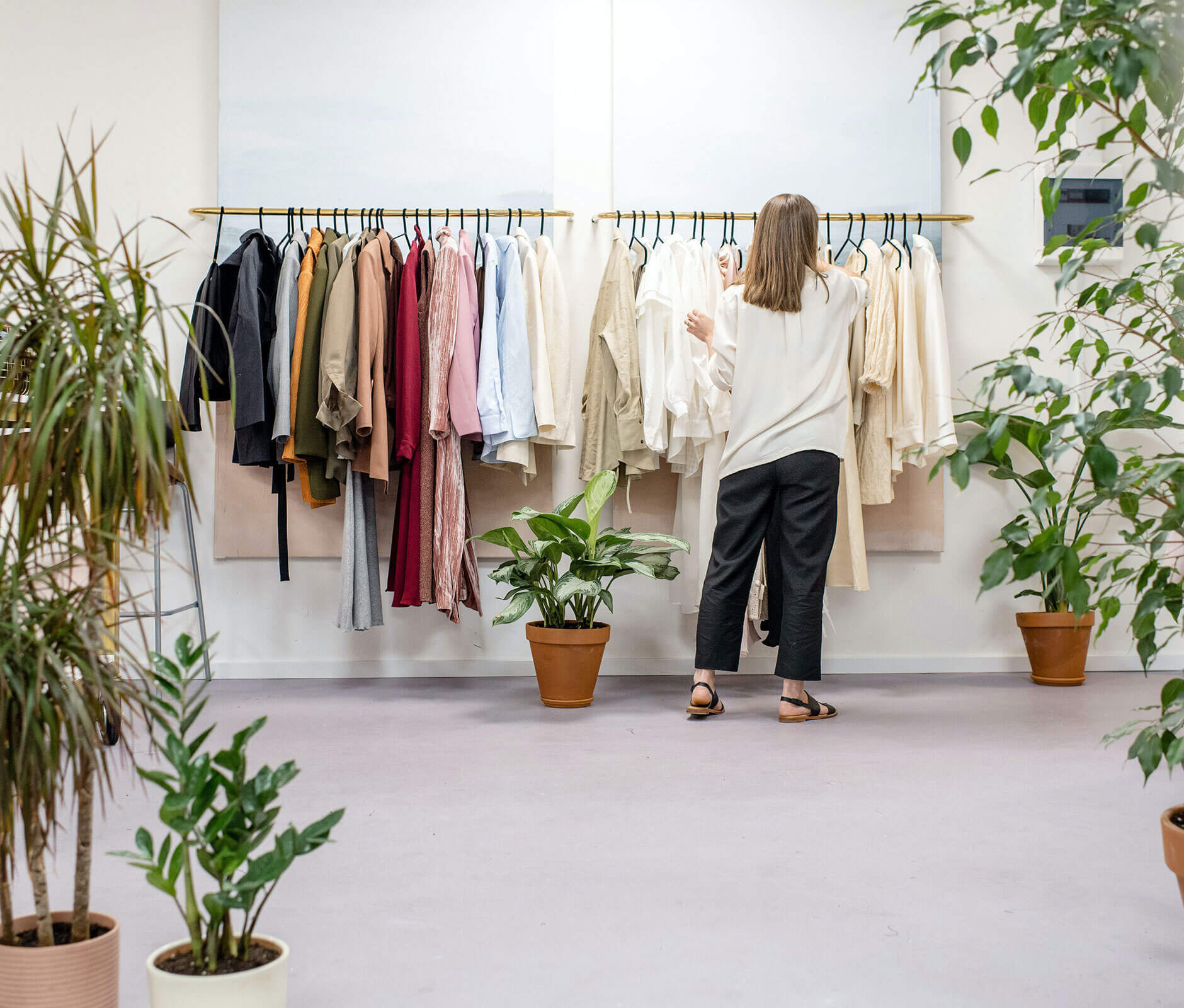 With the lockdown, brands were forced into the digital space. Customers' priorities have changed, and fashion retailers were encouraged to rethink.