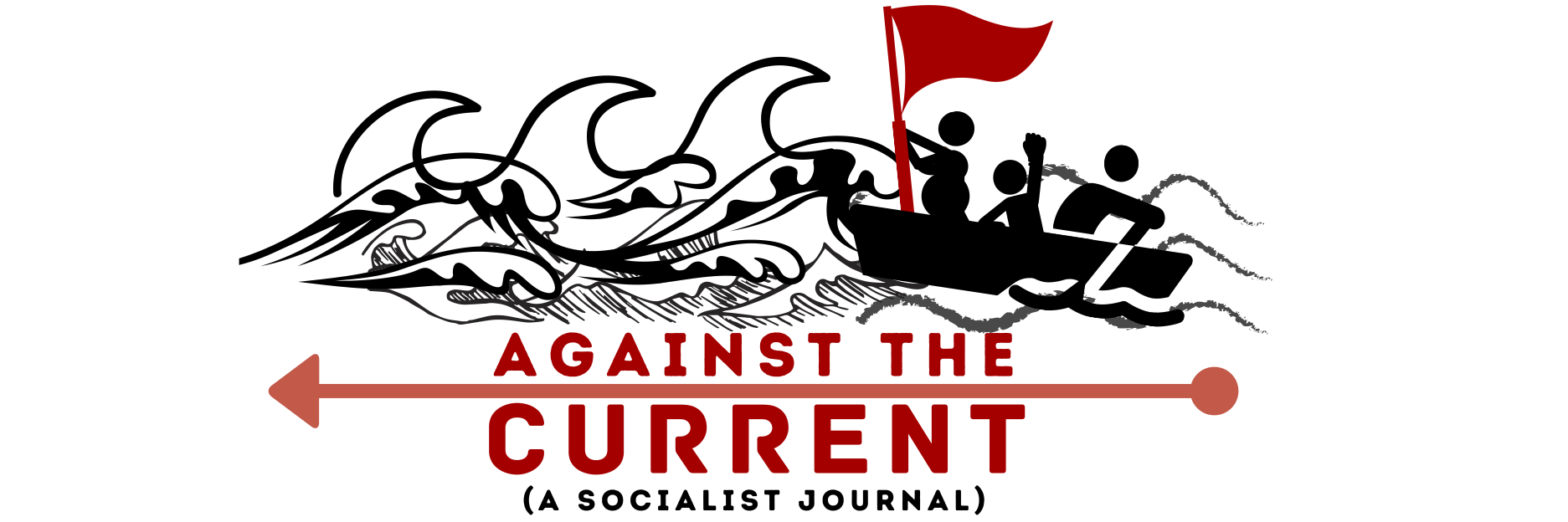 Logo for Against the Current: A Socialist Journal