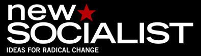 Logo for New Socialist: Ideas for Radical Change
