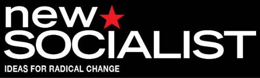 Logo for New Socialist: Ideas for Radical Change