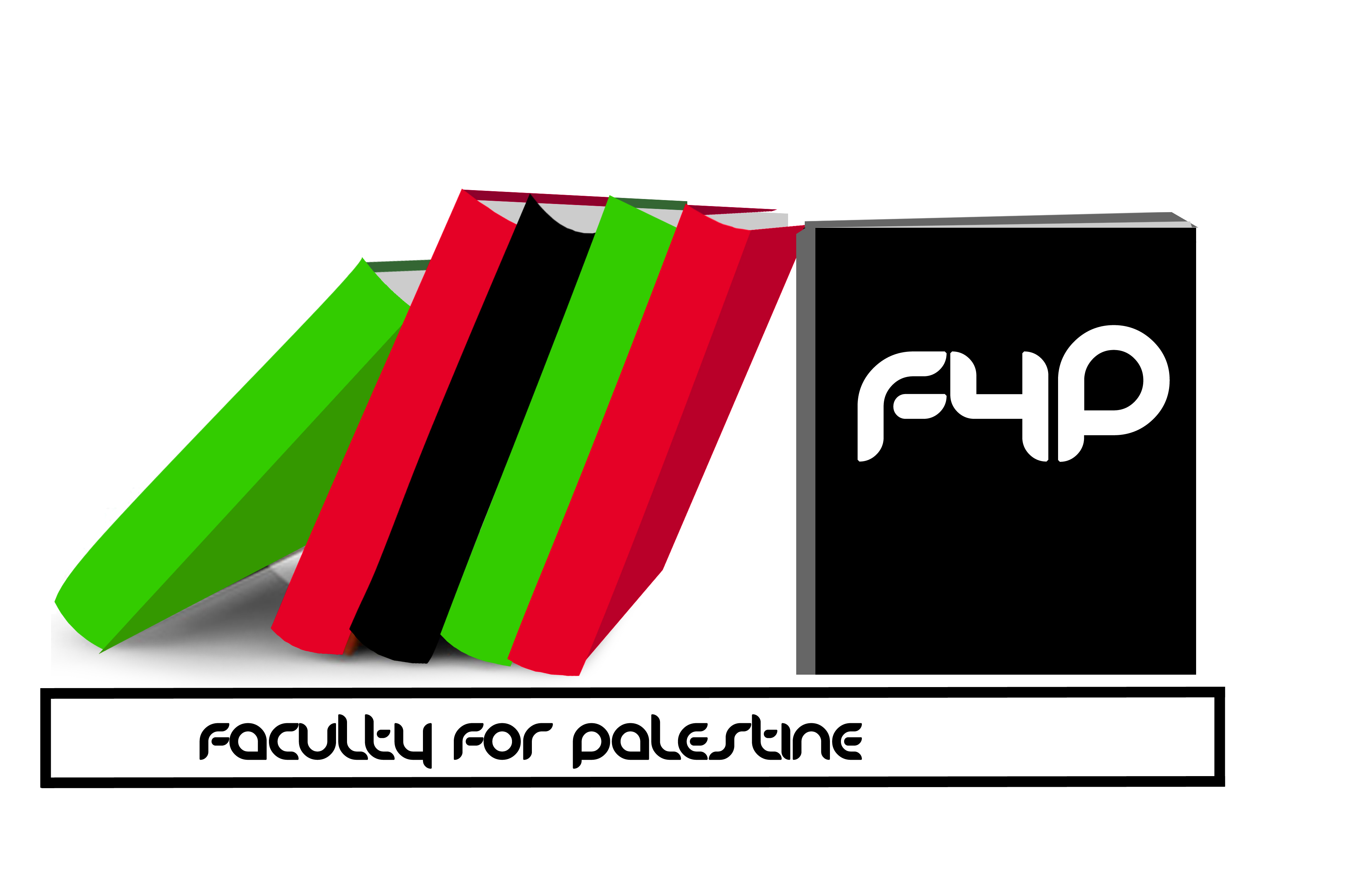 Logo for Faculty for Palestine Canada