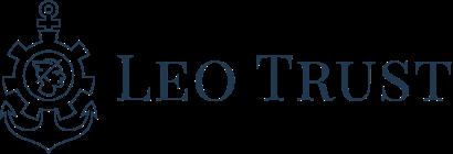 Leo Trust Logo blue