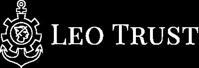 Leo Trust Logo white