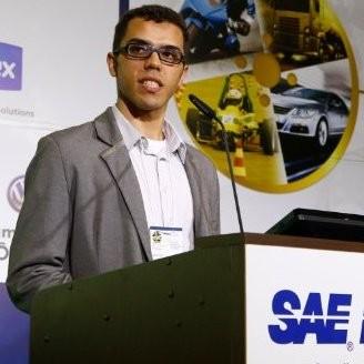 Vinicius de Almeida Lima of Potential Motors