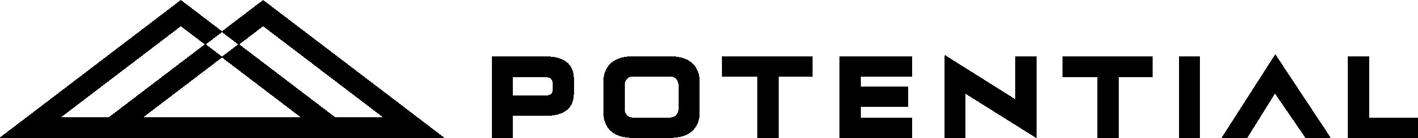 Potential Motors logo black