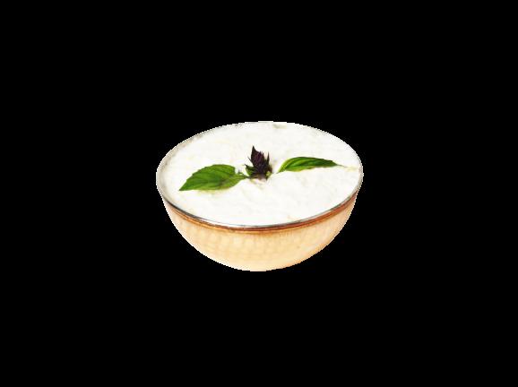 Shallot Yogurt (Mast Mosir)
