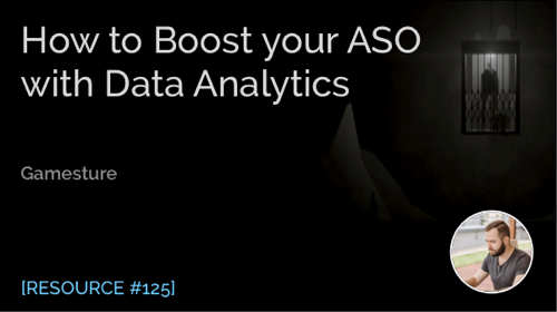 How to Boost your ASO with Data Analytics