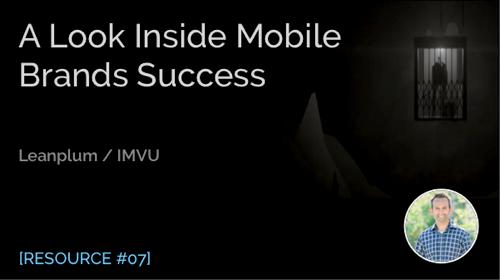 A Look inside Mobile Brands Success
