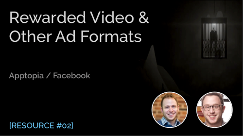 Rewarded Video & Other Ad Formats