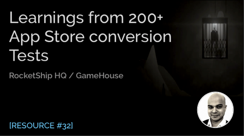 Learnings from 200+ App Store Conversion Tests