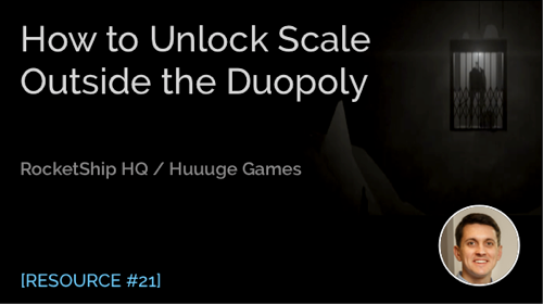 How to Unlock Scale outside the Duopoly