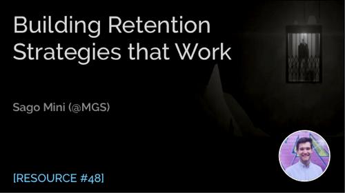 Building Retention Strategies That Work