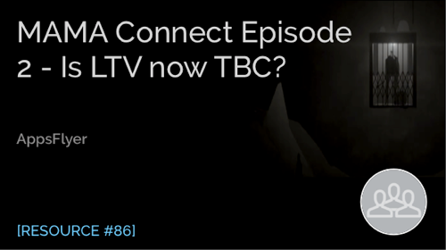 Mama Connect Episode 2 - Is LTV Now TBC?