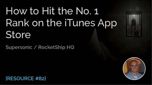 How to Hit the No. 1 Rank on the iTunes App Store