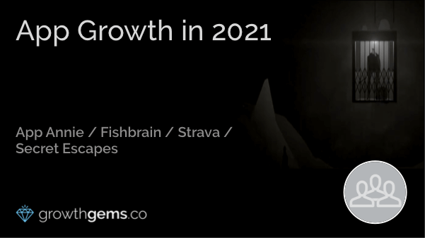 App Growth in 2021
