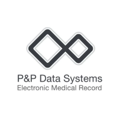 P&P Data Systems logo