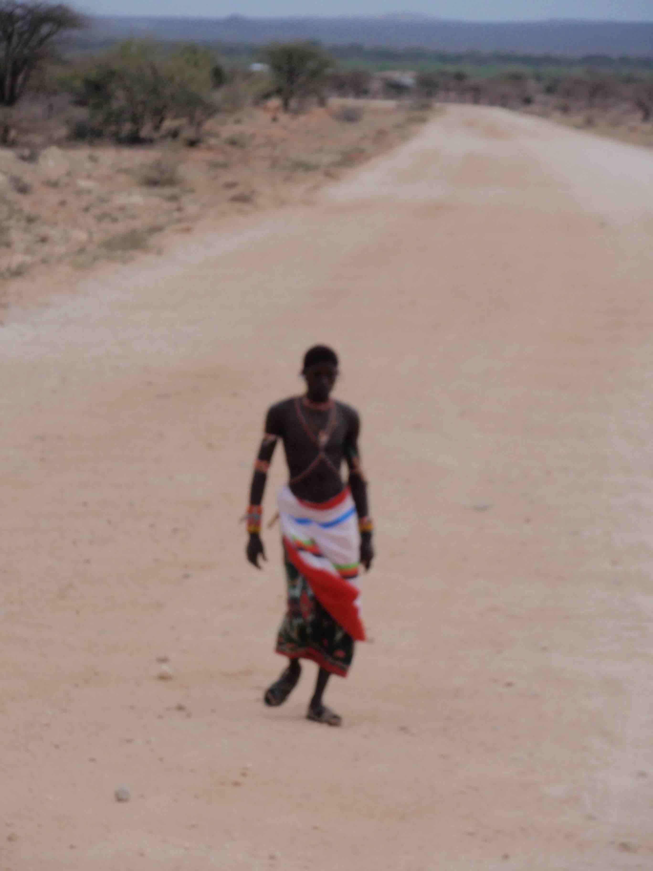 Kenyan Man