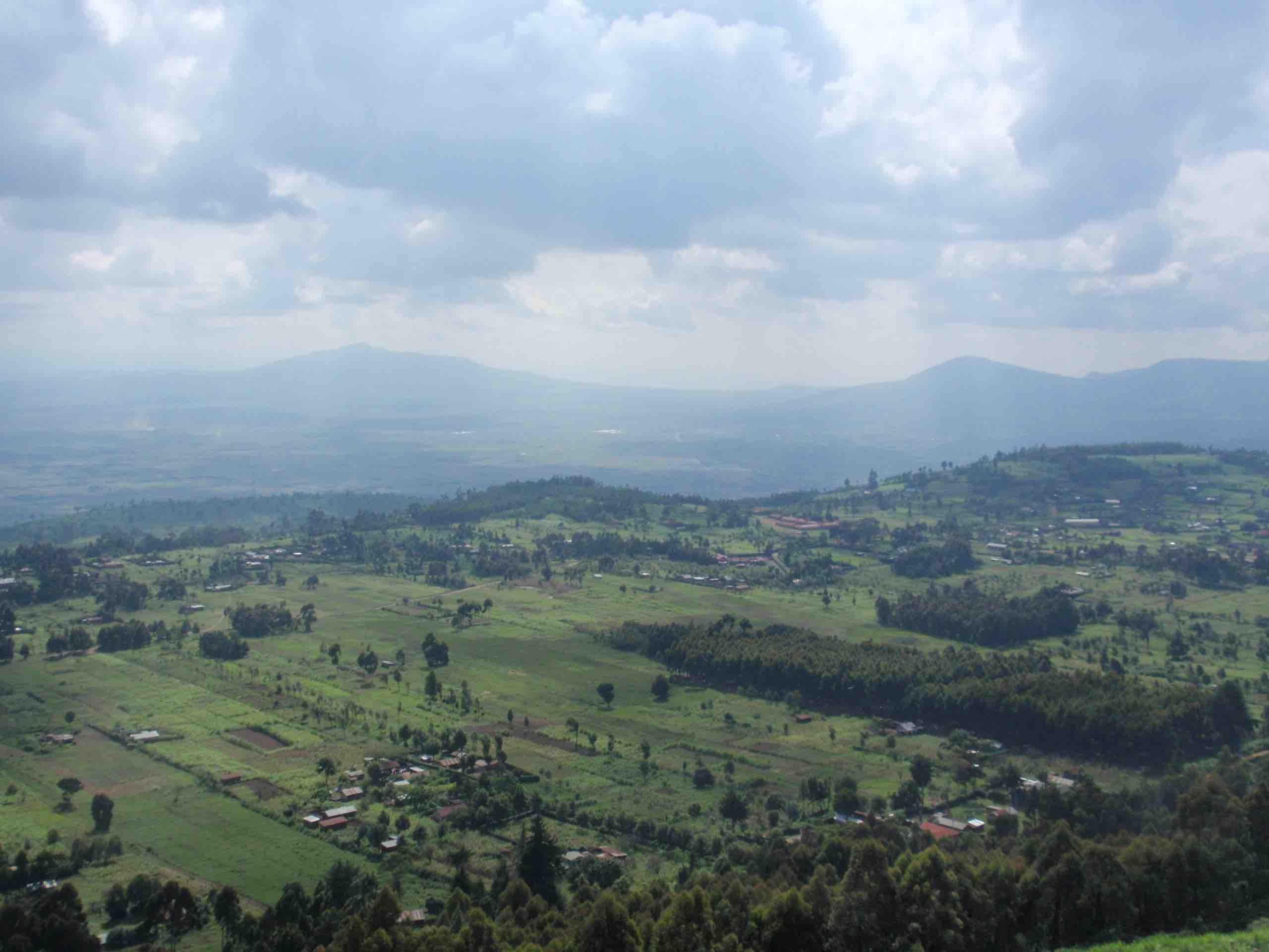Kenya Scenery