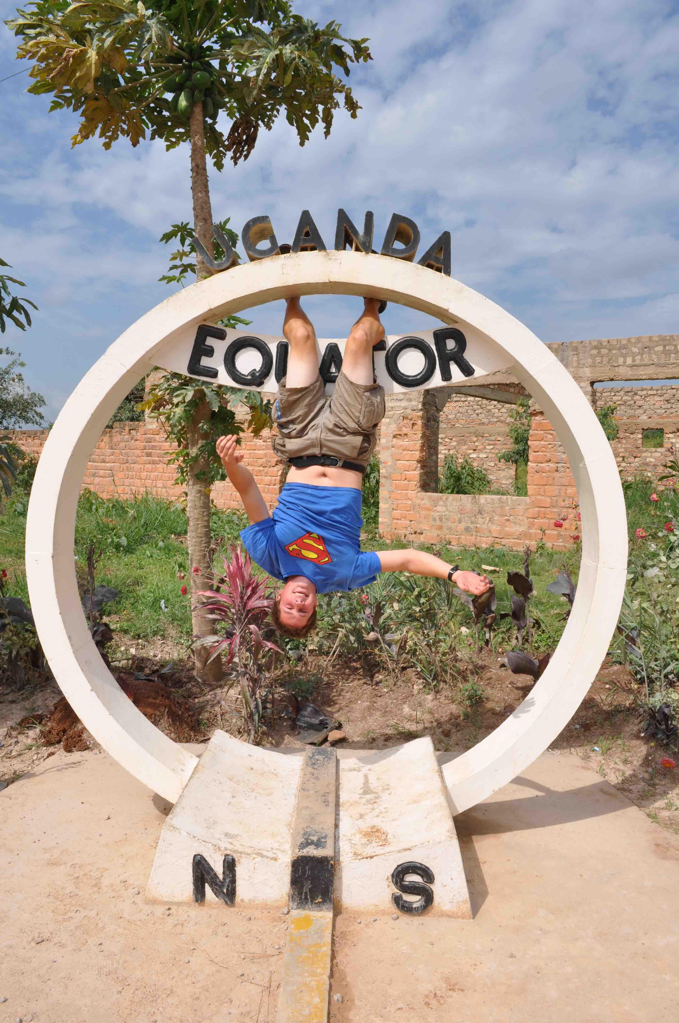 Equator Uganda Bryan