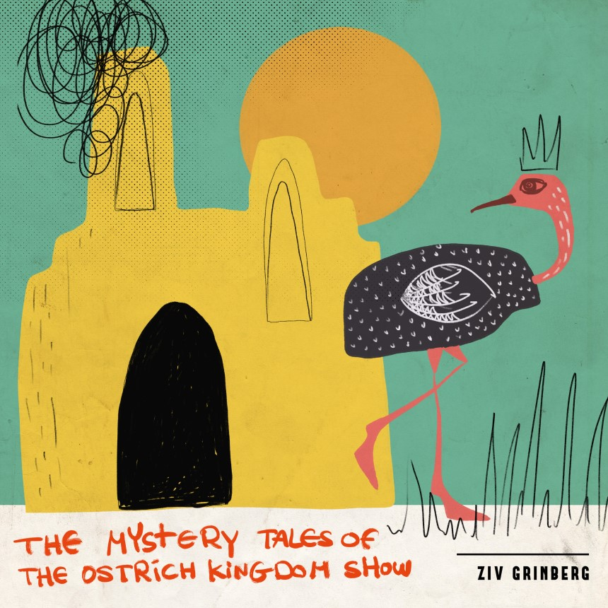 The mystery Tales of the Ostrich Kingdome show
