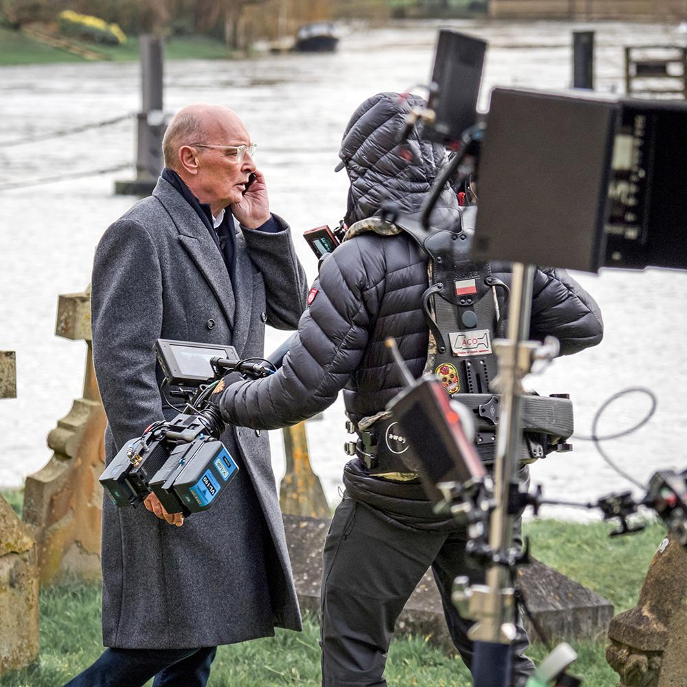 Norfolk Photographer - BTS TV & Film - Behind The Scenes Photography - Angela Adams