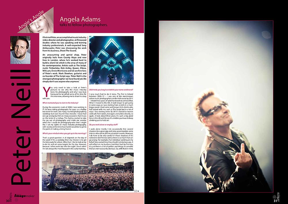 norfolk writer and photographer - angela adams - peter neill