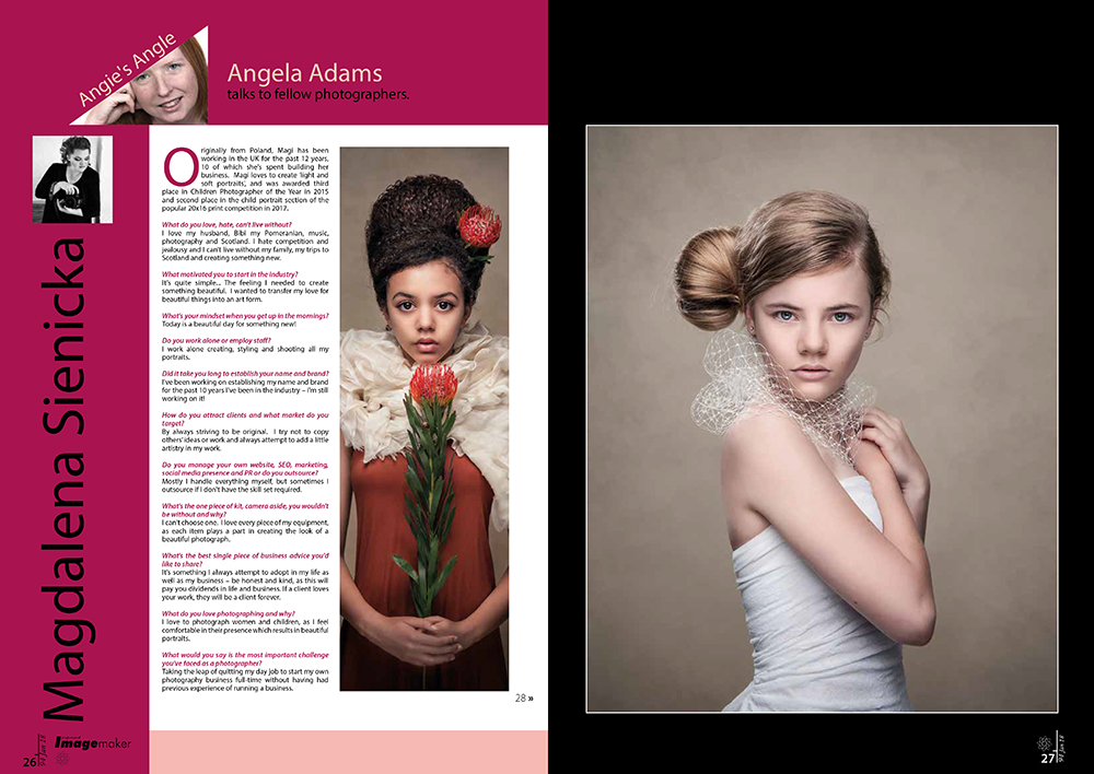norfolk writer and photographer - tear sheets and copy - angela adams