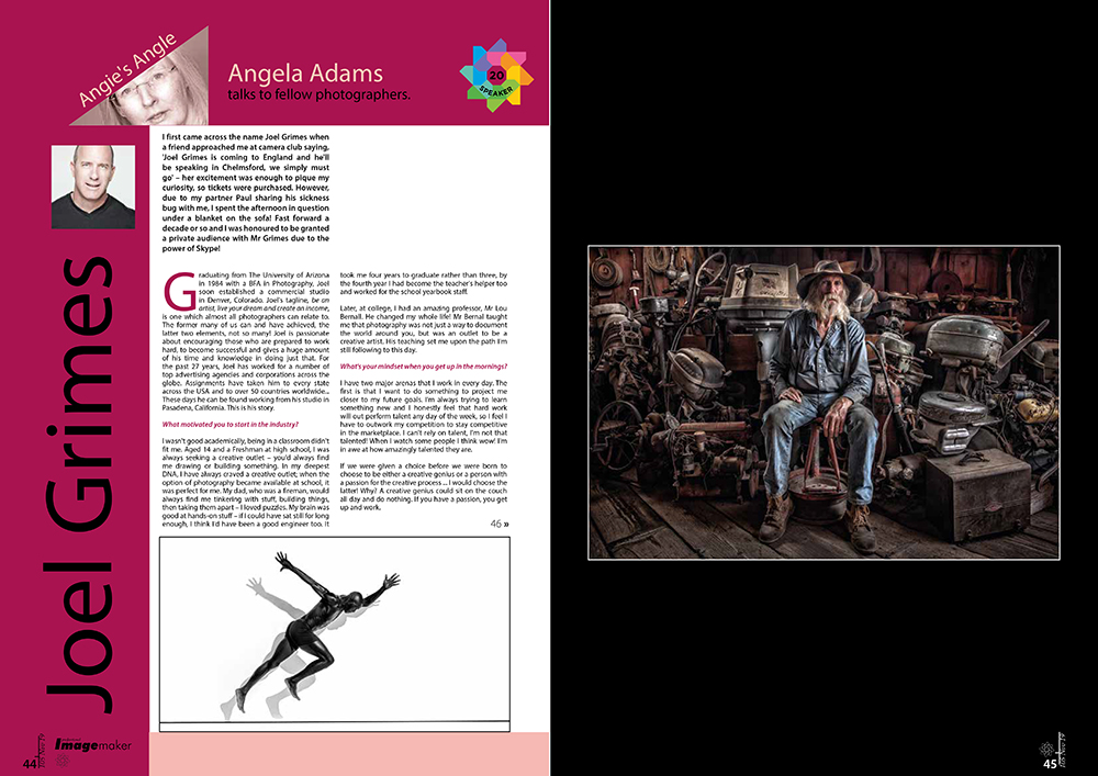 Norfolk photographer and writer - angela adams - joel grimes