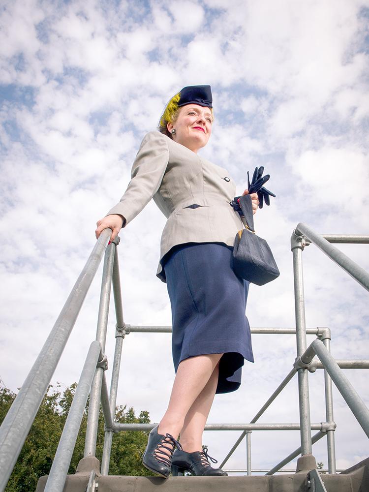 norfolk photographer - angela adams - editorial - fiona harrison singer - control tower norfolk