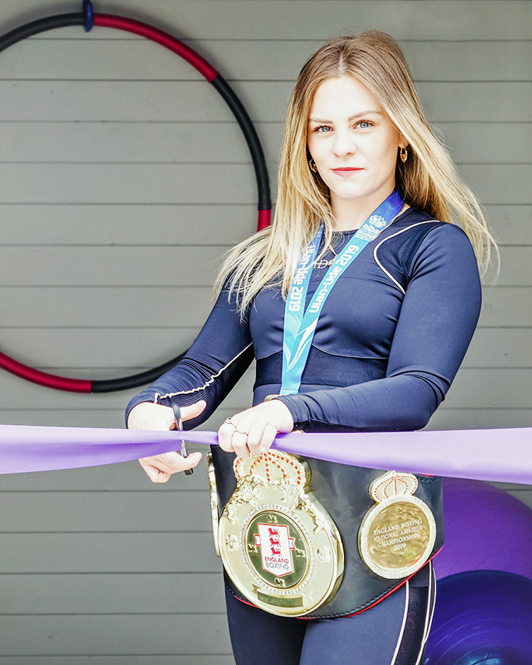 Norfolk Photographer - Marketing & PR Photography - 2019 AIBA Women's World Boxing Championships - Demi-Jade Resztan