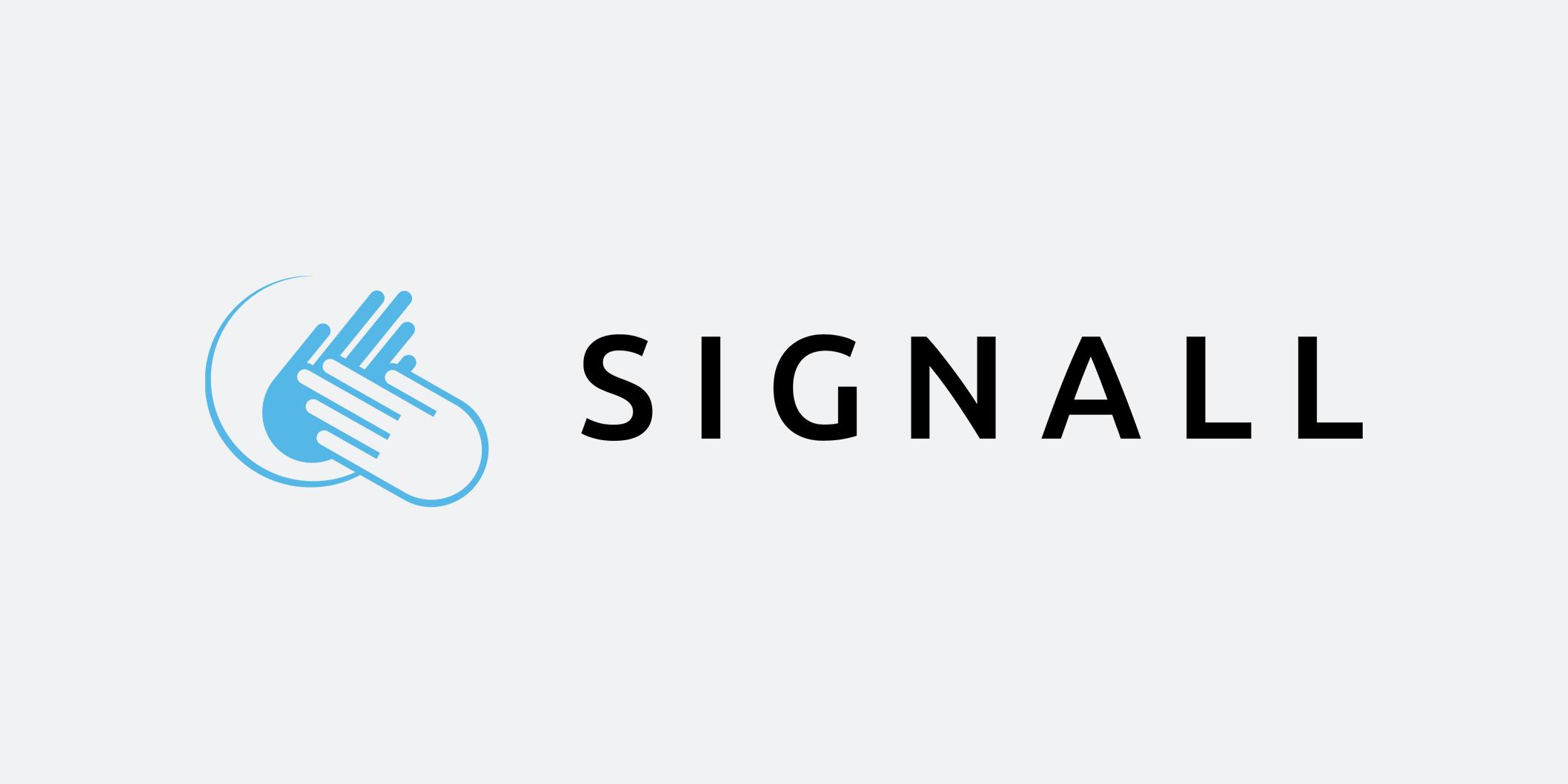 SignAll logo