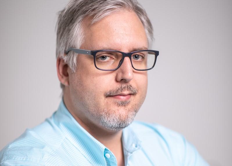 Zsolt Robotka, CEO SignAll Technologies, portrait