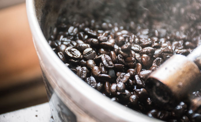 coffee bean processing software