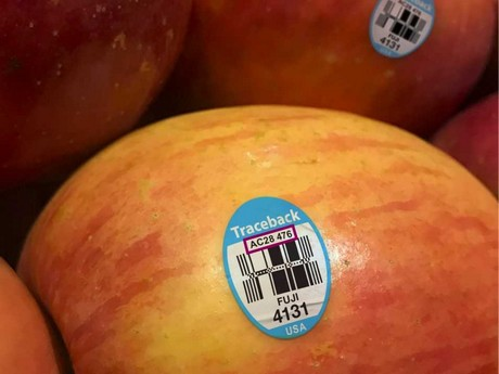 Food traceability and recall