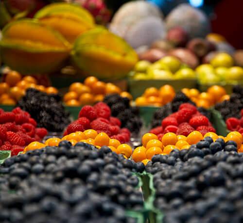 Fresh produce traceability app