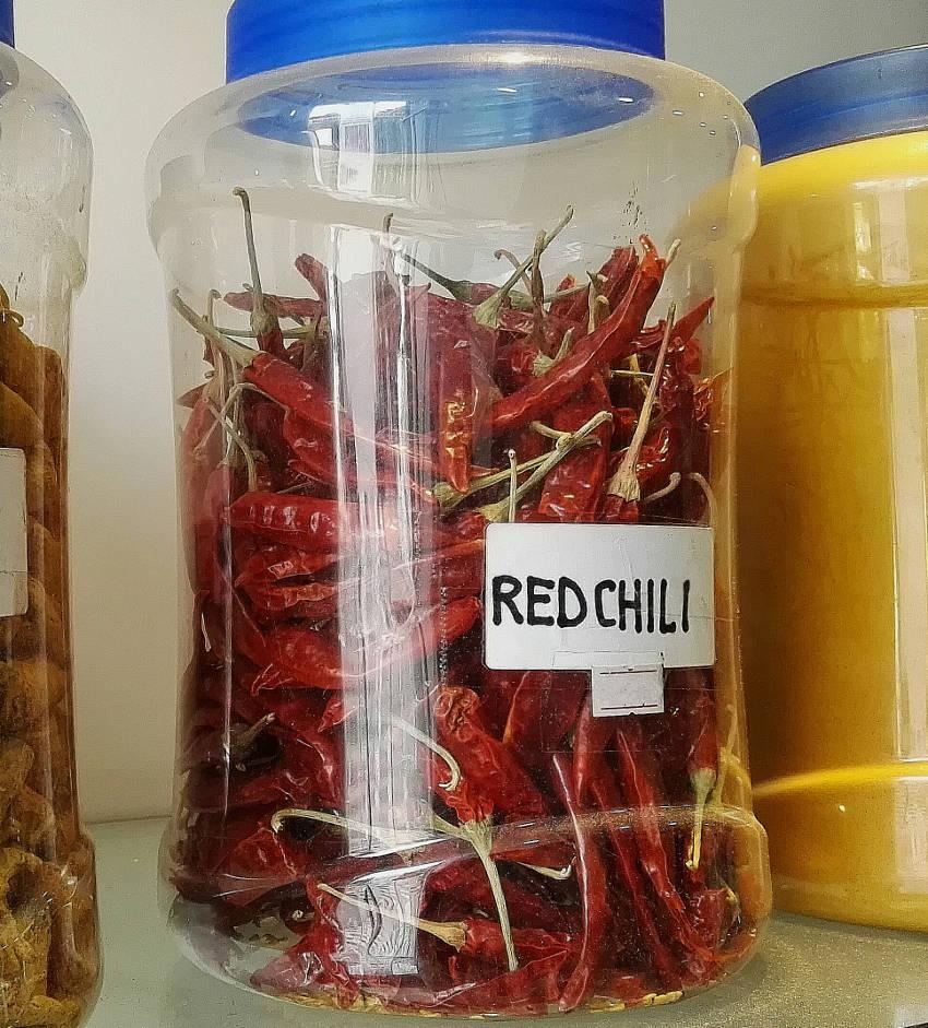 Chili processing & manufacturing app