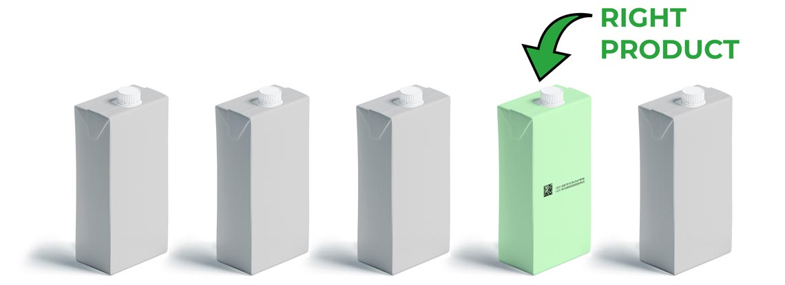Food Traceability for Aseptic Cartons
