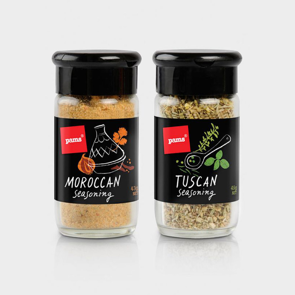 Spice Packaging Design Ideas