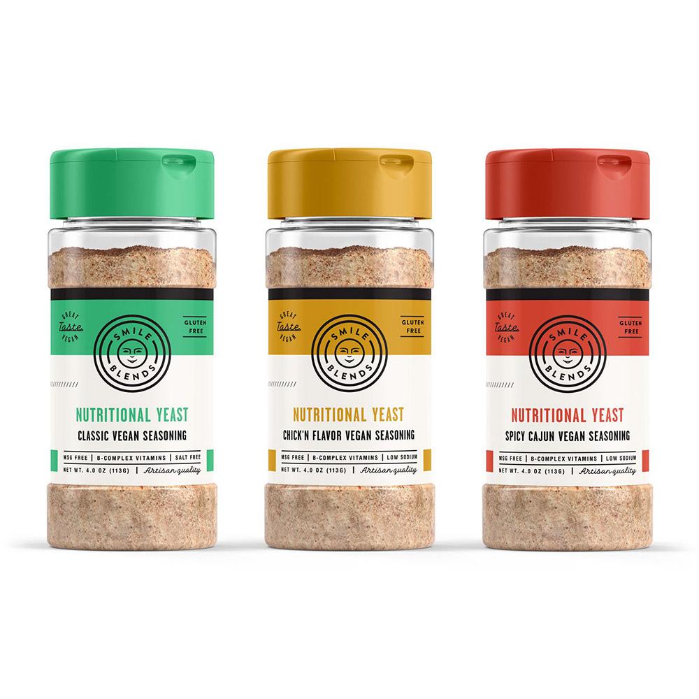 Masala Sprinkle Label Packaging Design Inspiration