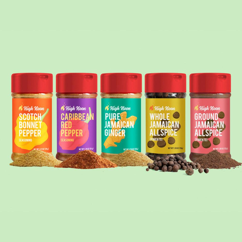 Best Creative Spice Packaging Design