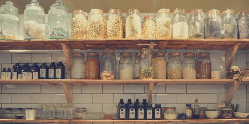 Efficient food inventory control